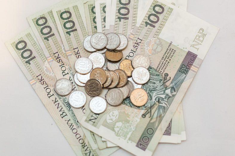 Potrącenia z wynagrodzenia