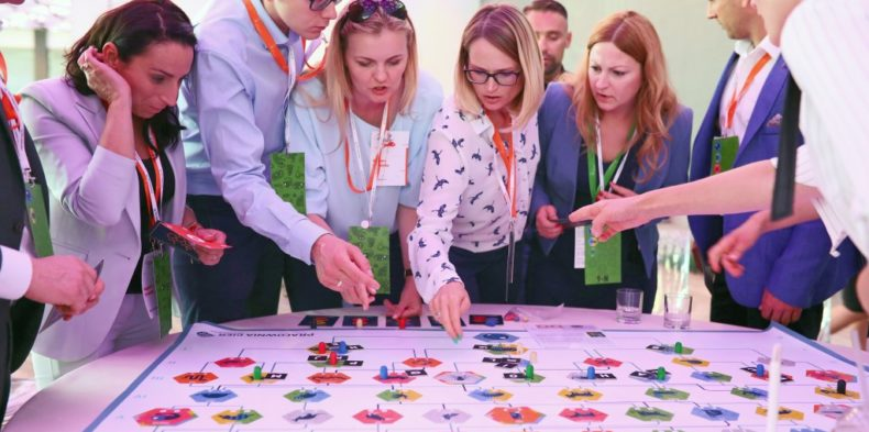 """""""The Game of People Development"""" – warsztaty o przyszłości rozwoju pracowników"""