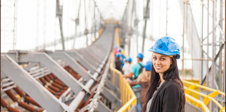 Kobiety pracujące. Żadnej pracy się nie boją
