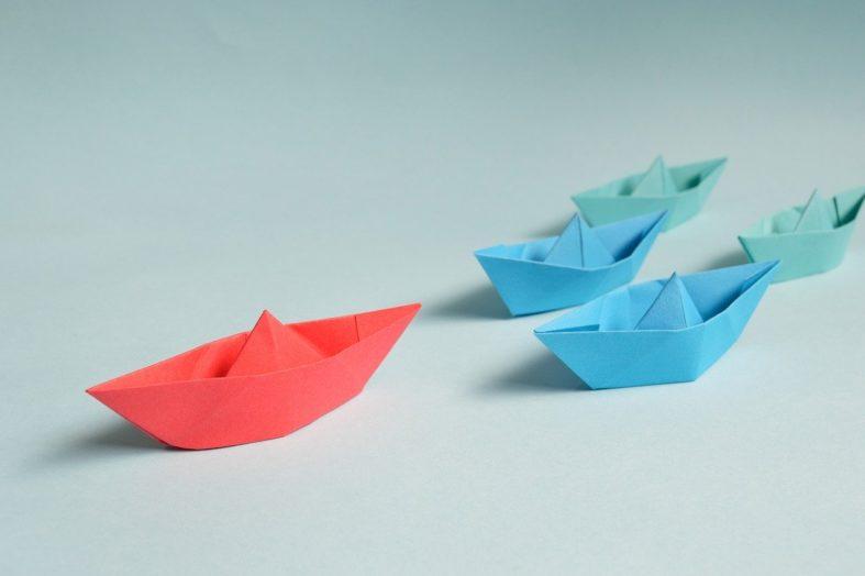 Zmień kurs przywództwa! Firma jak nuklearna łódź podwodna