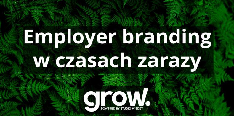 Employer branding w czasach zarazy