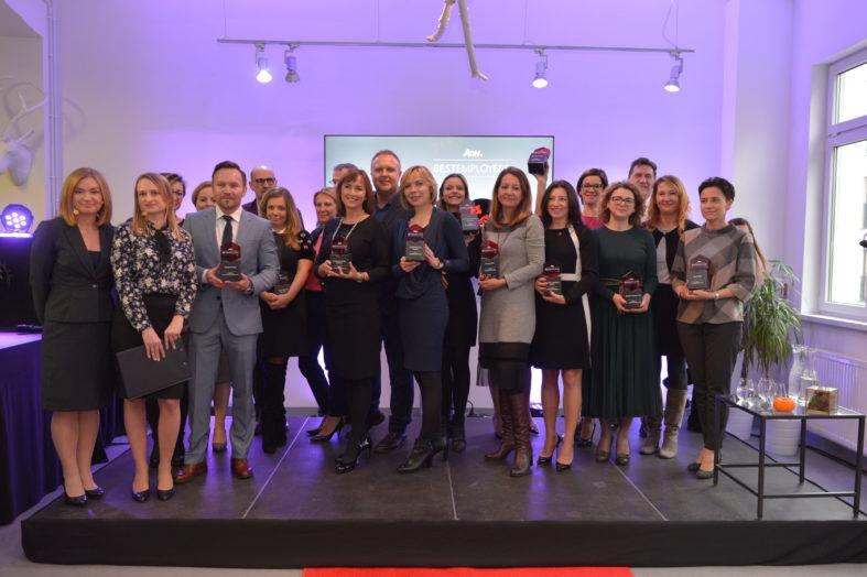 Aon Best Employers 2018 – Najlepsi Pracodawcy wyłonieni!