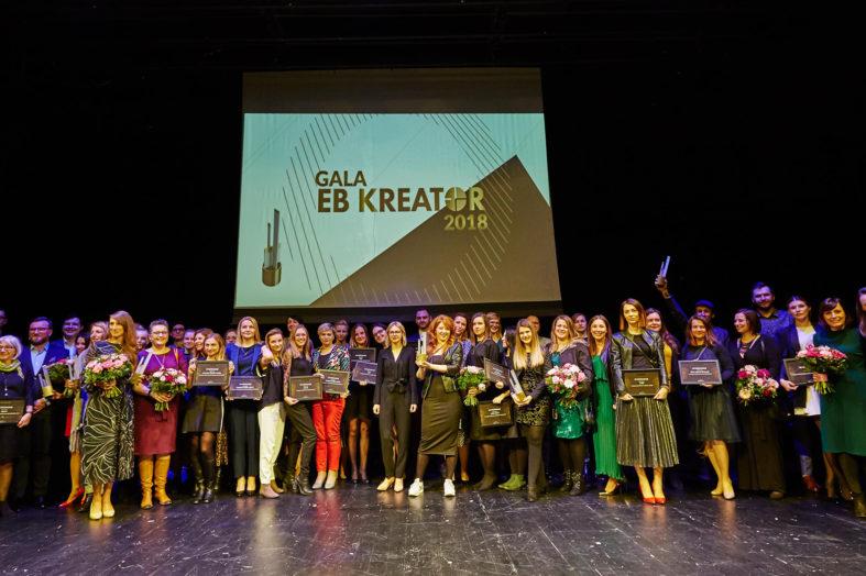 Zwycięzcy konkursu EB Kreator 2018