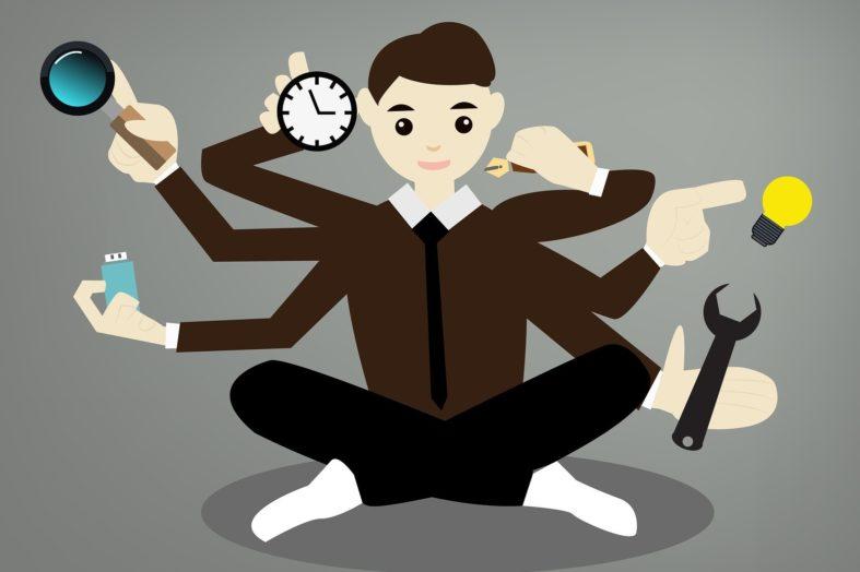 Czy multitasking jest przereklamowany?