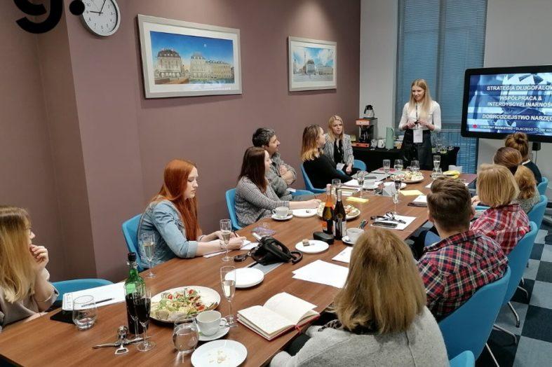 EB Leaders Training | Warszawa