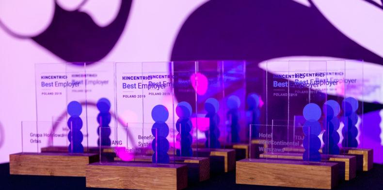 Finał 14. edycji programu Kincentric Best Employers 2019!