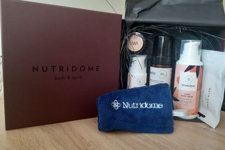 Wyselekcjonowane kosmetyki, które docenią Twoi pracownicy. Recenzja NUTRIDOME Benefit